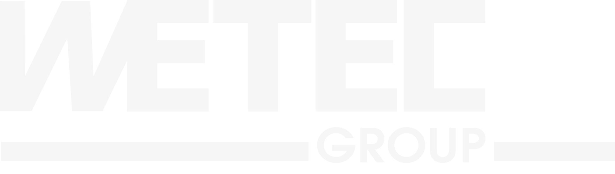 WETEC Group Logo Weiss